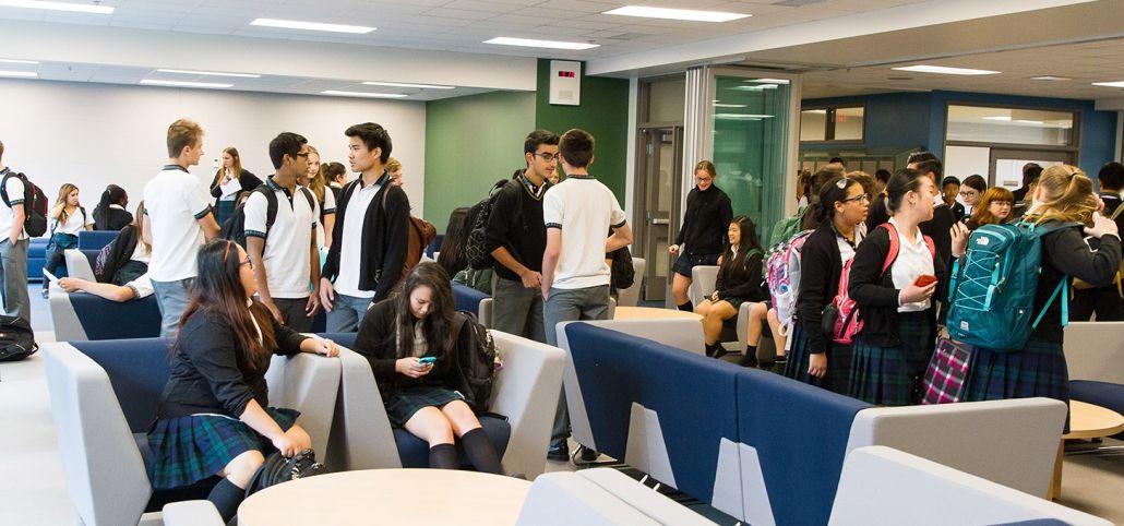 Inmersión Escolar en Canadá / Ministay