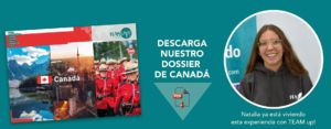 Dossier para estudiar ingles en Canadá