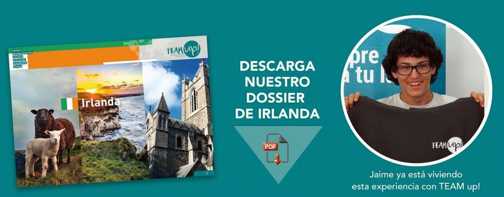 Dossier para estudiar ingles en irlanda