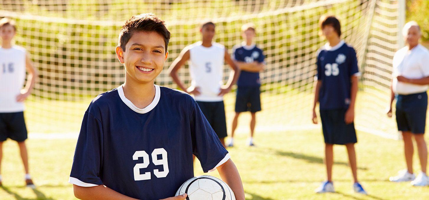 Programa deportivo para jóvenes estudiantes en Canadá