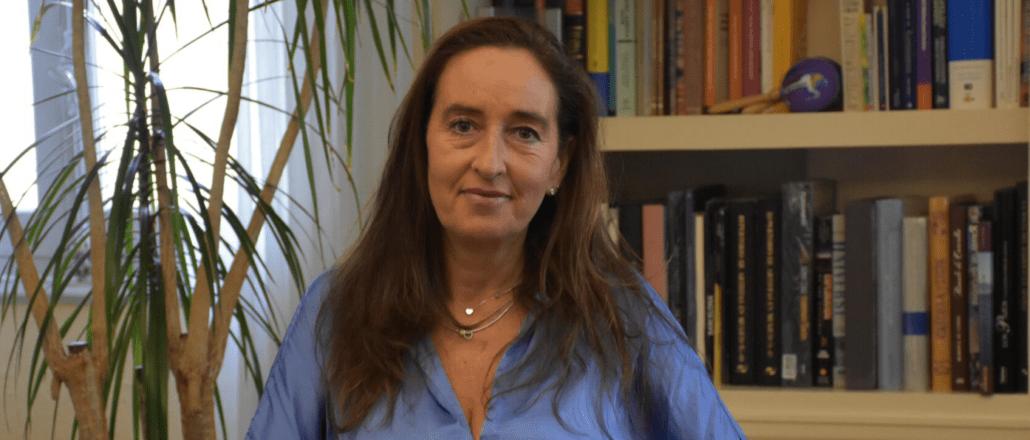Elena Ortega, curso en el extranjero